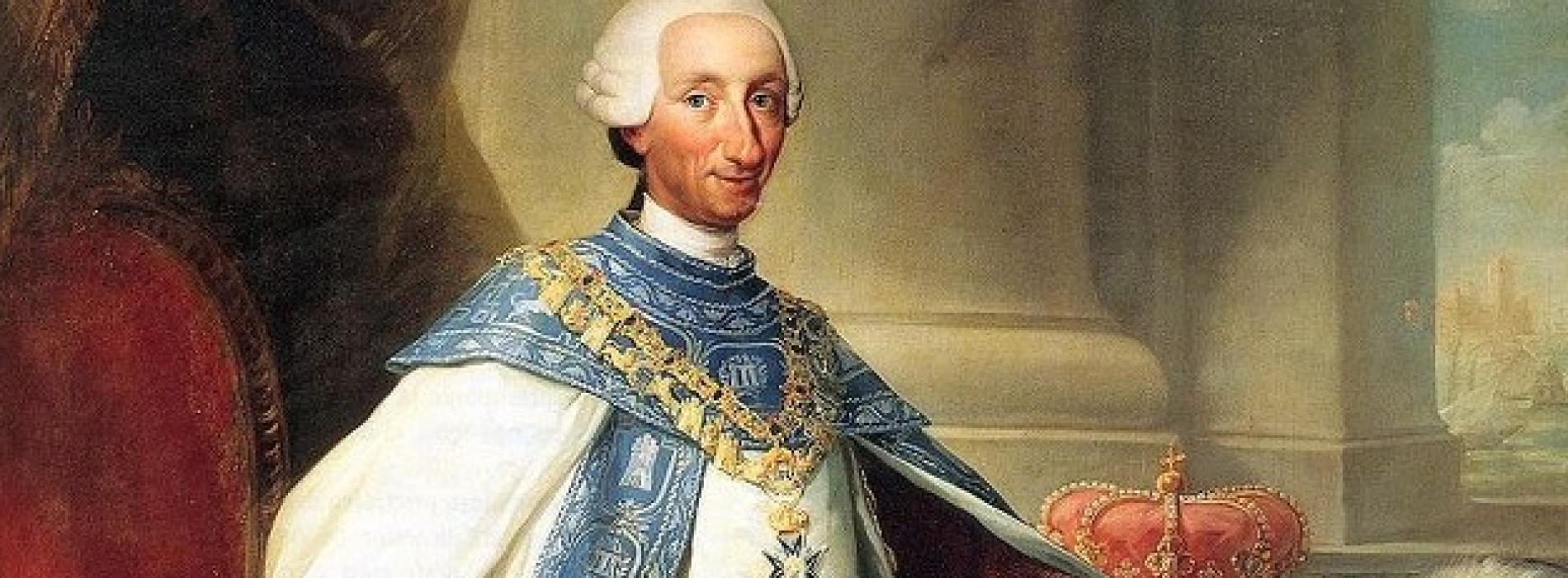 Carlo di Borbone, il grande re che si portò Napoli nel cuore