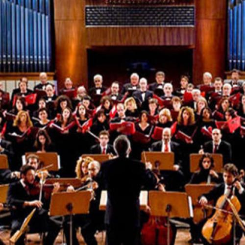 L'Orchestra Scarlatti al Santuario di Sant'Anna