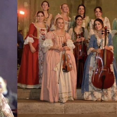 Le Dame del Regno in concerto alla Cappella Palatina