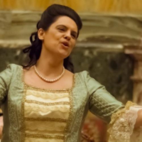 Il soprano Teresa Sparaco protagonista nella Cappella Palatina