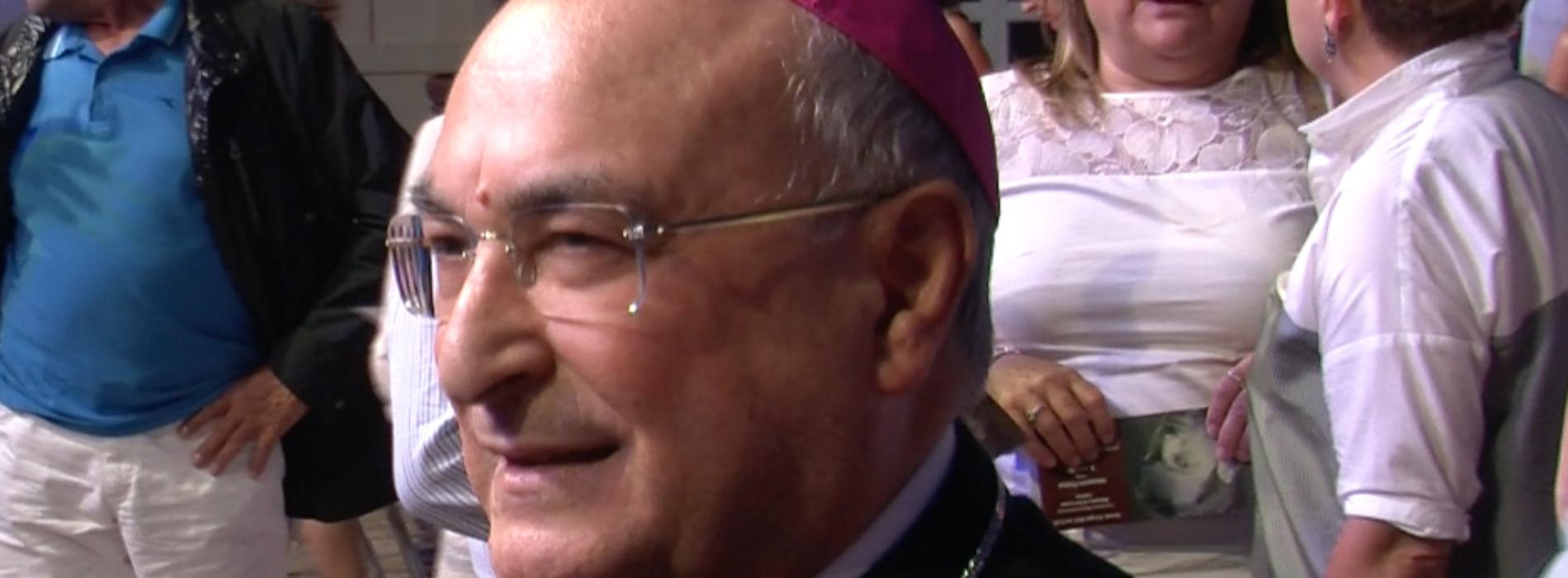 Caserta, scompare il Vescovo d'Alise per infezione da Covid19