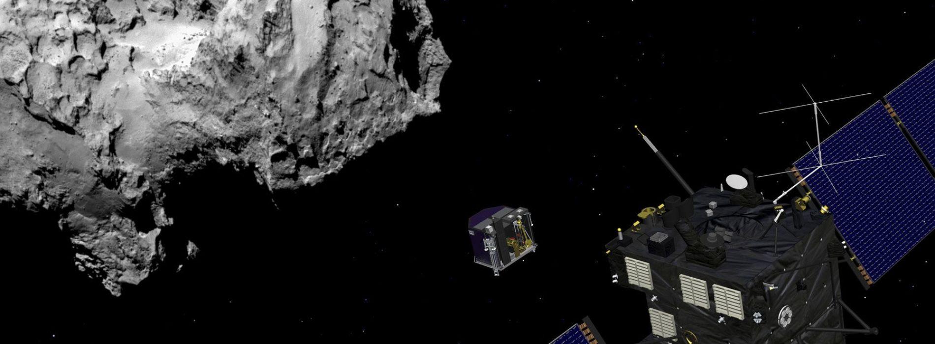 Al Planetario c'è Rosetta. Lei, gran cacciatrice di comete