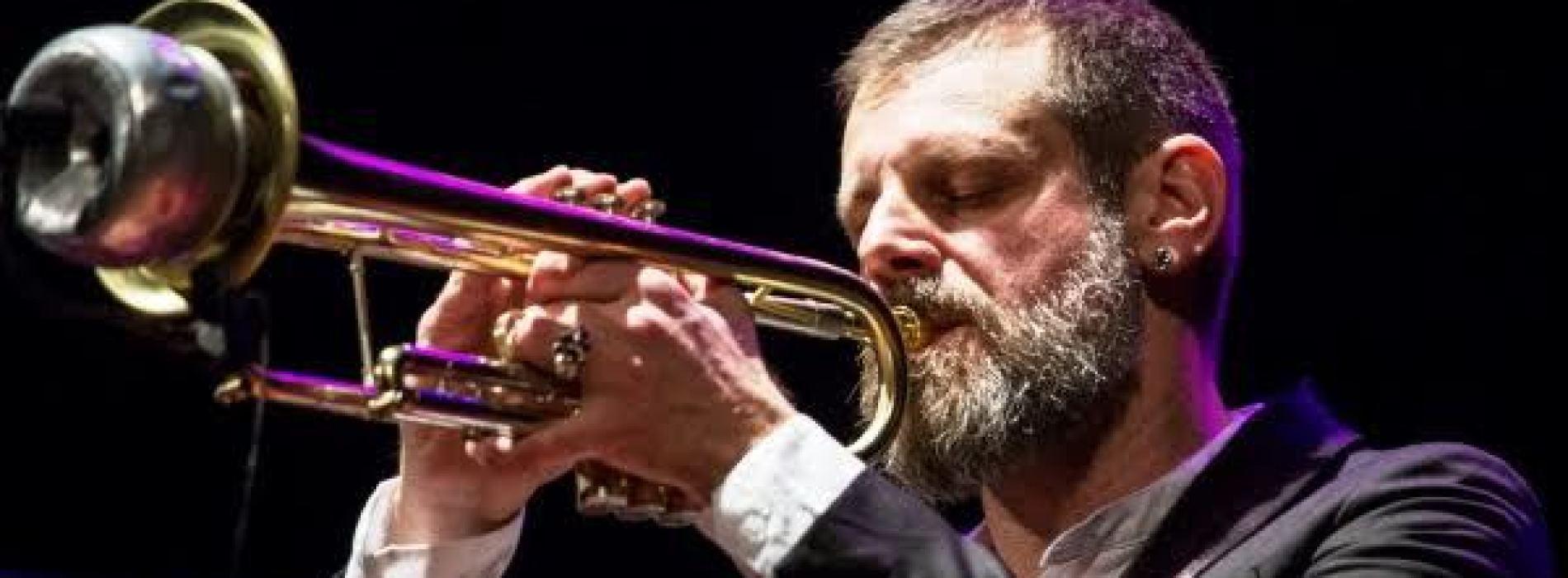 Fabrizio Bosso al Moro, uno squillo di tromba all'Epifania