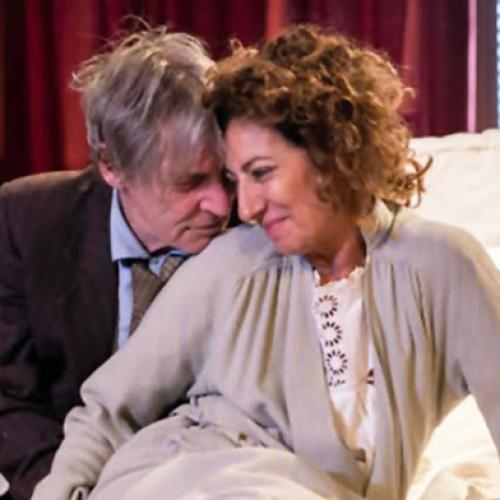 """Carlo Cecchi in scena con """"Il lavoro di vivere"""""""