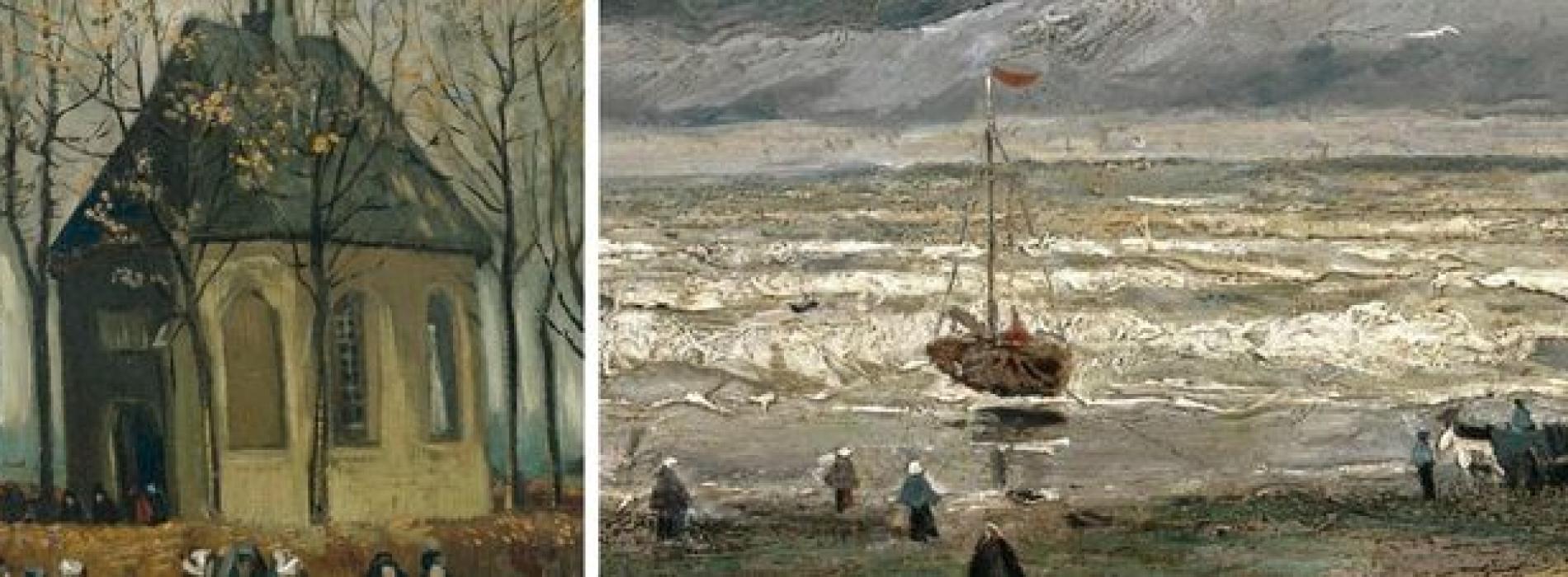 Le creature trafugate di Van Gogh in mostra a Capodimonte