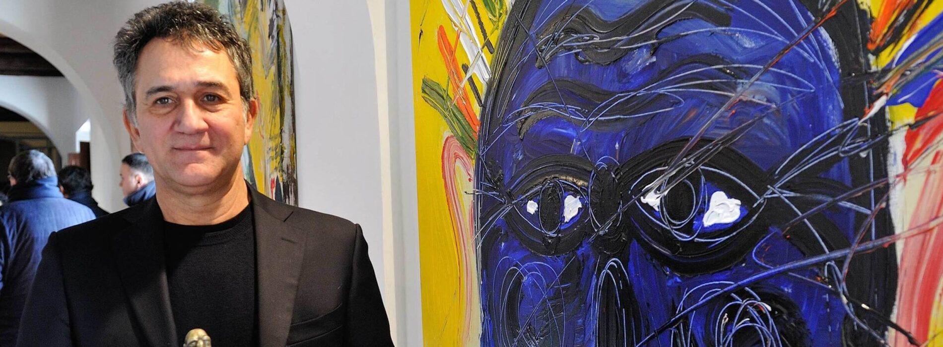 Mibact, L'Arte in Maschera. Sant'Arpino con Lello Esposito