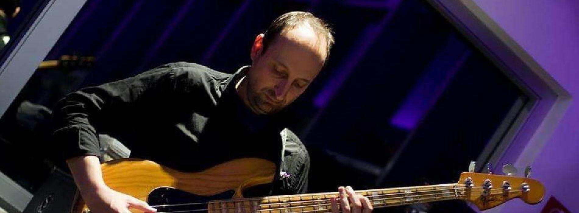 Emiliano De Luca, racconti in jazz al MantoLive di Caserta