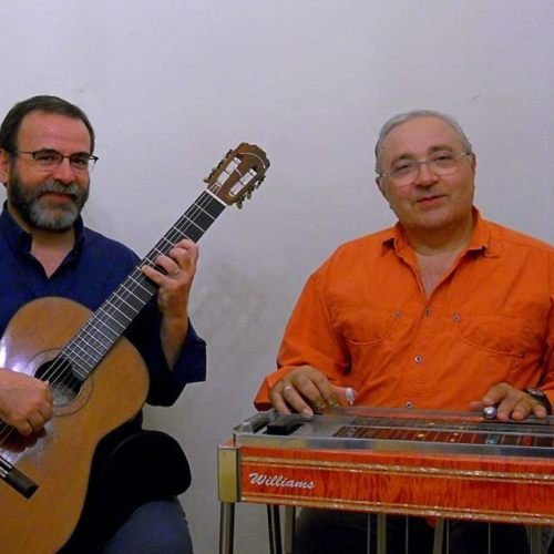 Musica in Bottega, la strana coppia Ghidelli-De Innocentis