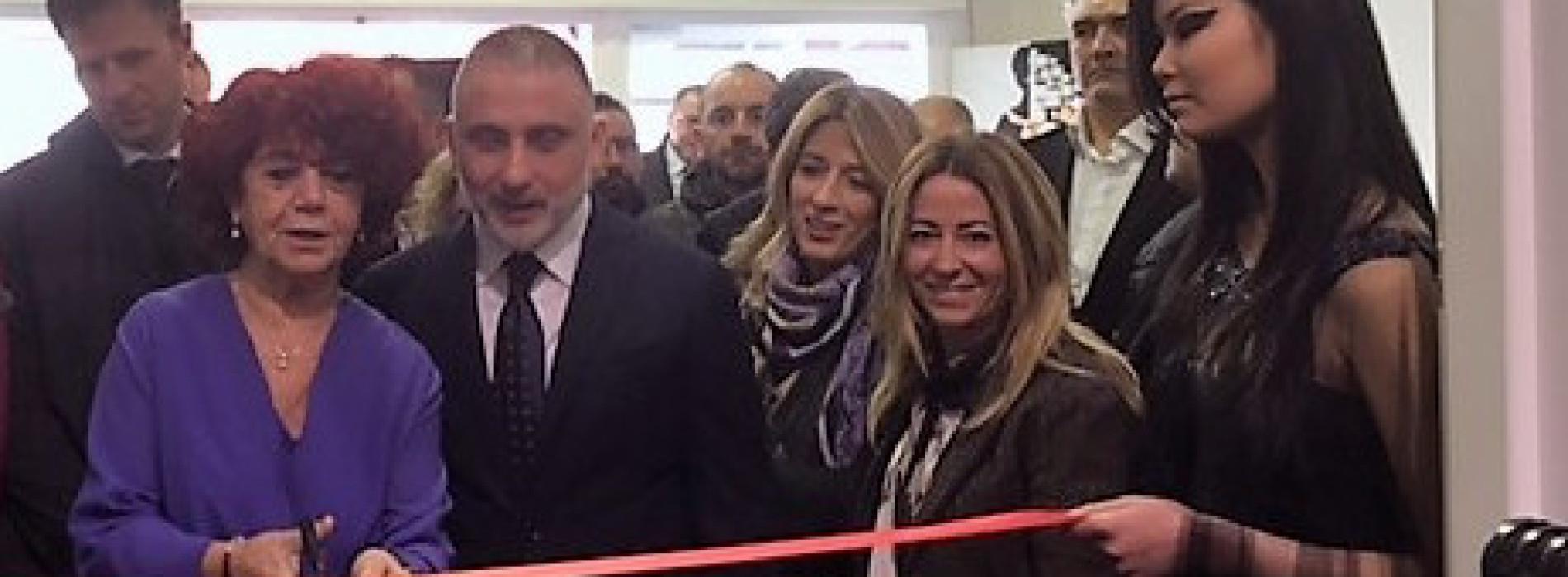 Moda e innovazione, la ministra Fedeli a Napoli