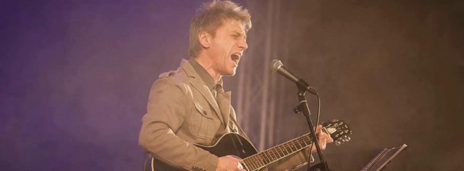 Gino Licata, cantautore ostinato. E il 10 c'è Riccardo Ceres