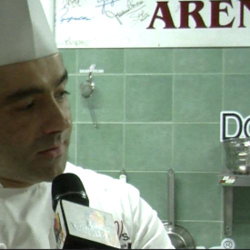 Accademia del Grano. Chef Giuseppe Daddio