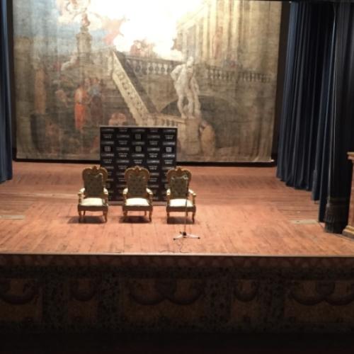 Reggia di Caserta, porte aperte al Teatro di Corte. Ok, Touring!