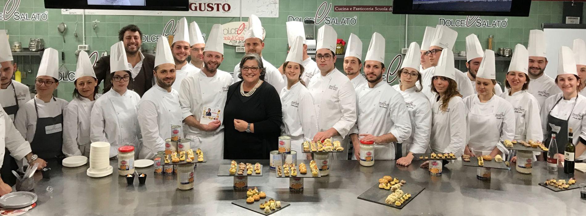 Il grano Chirico fa Accademia, incontro da Dolce & Salato