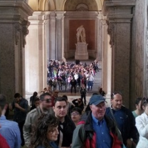 Reggia di Caserta, sempre più su. Obiettivo 800mila visitatori