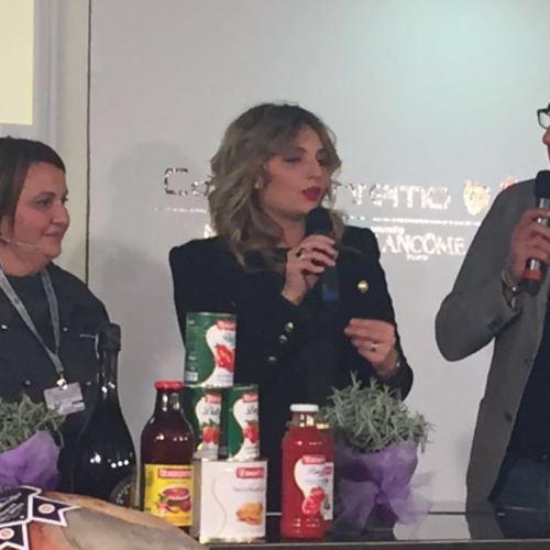 A Casa Sanremo cooking show con Tenuta Fontana
