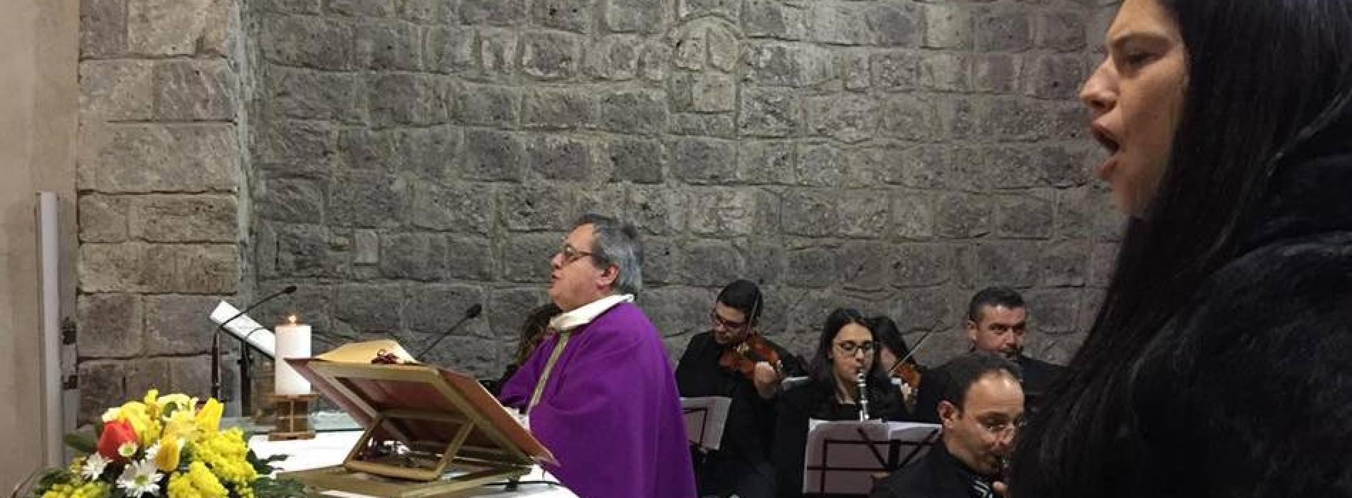 Il soprano Sparaco protagonista all'Eremo di San Vitaliano