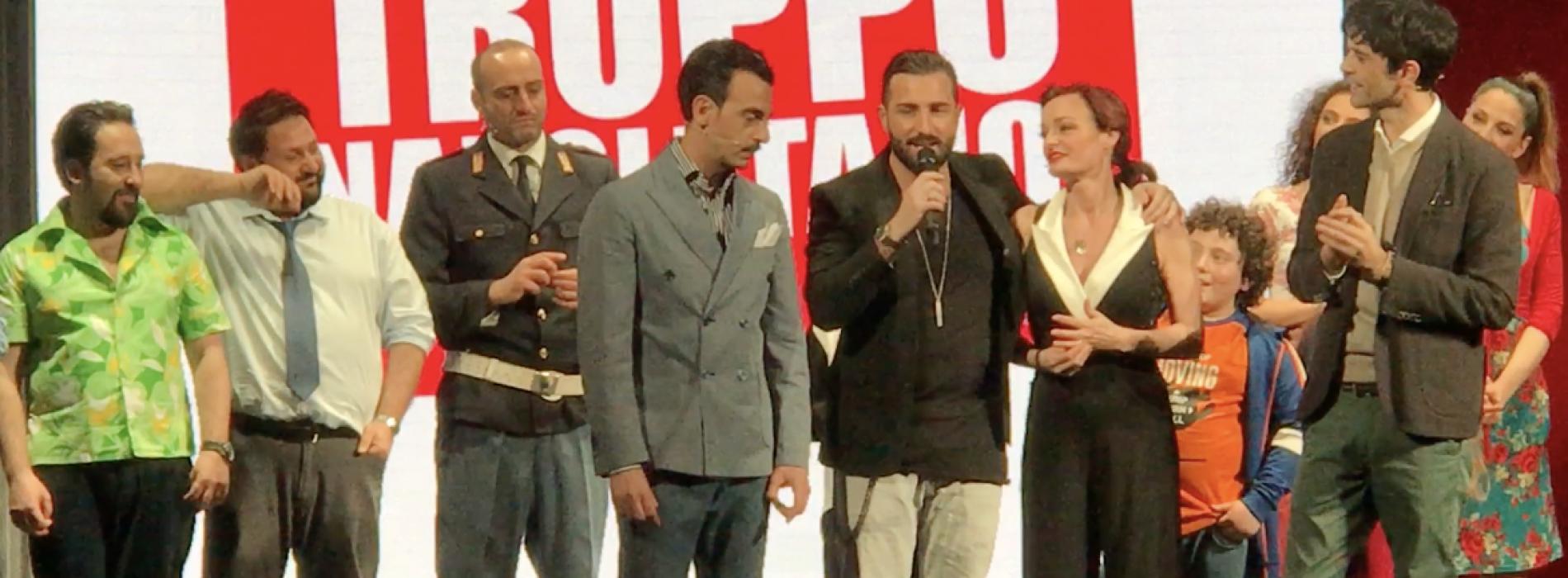 """Gigi & Ross """"troppo napoletani"""", applauditi anche a Caserta"""
