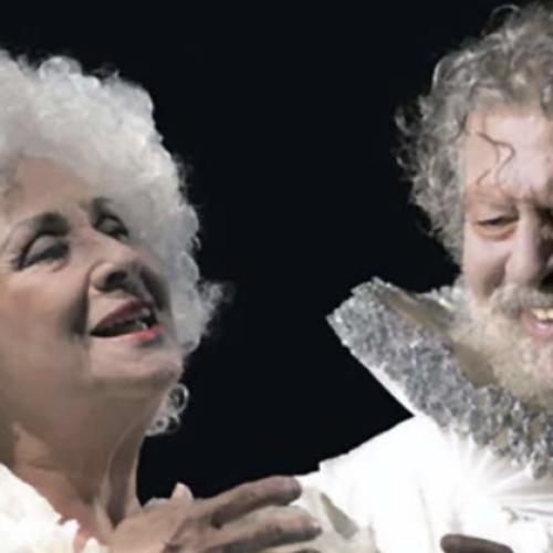 Il Salotto a Teatro con Isa Danieli e Lello Arena