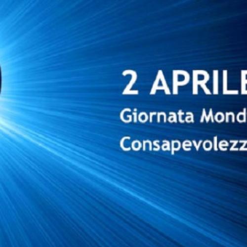 2 aprile. Giornata mondiale della consapevolezza dell'autismo