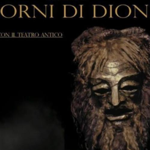 I Giorni di Dioniso. A Caserta due giorni con il teatro classico