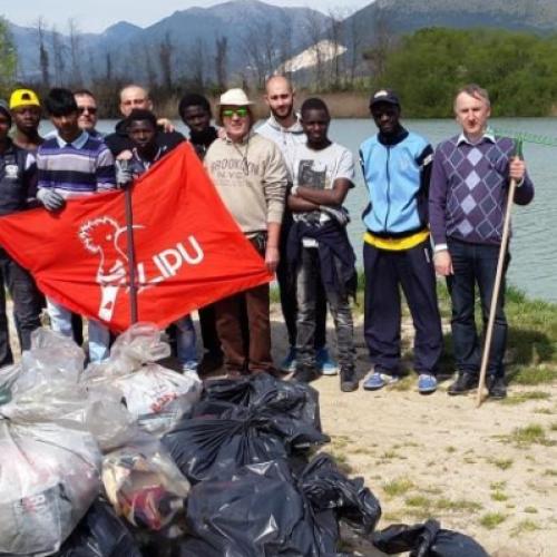 La Lipu Caserta in cerca di volontari per l'oasi Salicelle