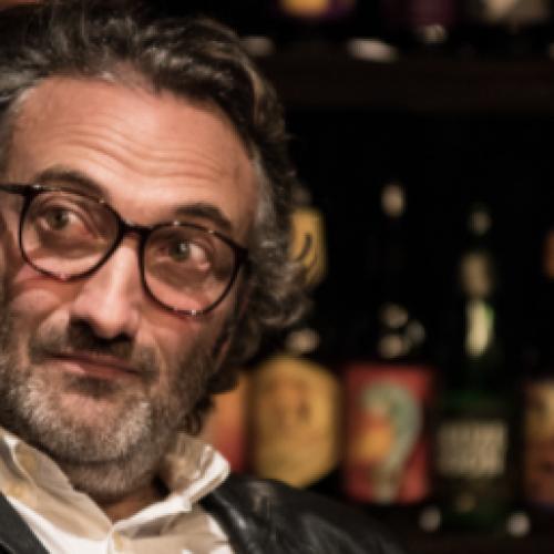 """""""Nero sangue"""", Tony Laudadio in scena al teatro Civico 14"""