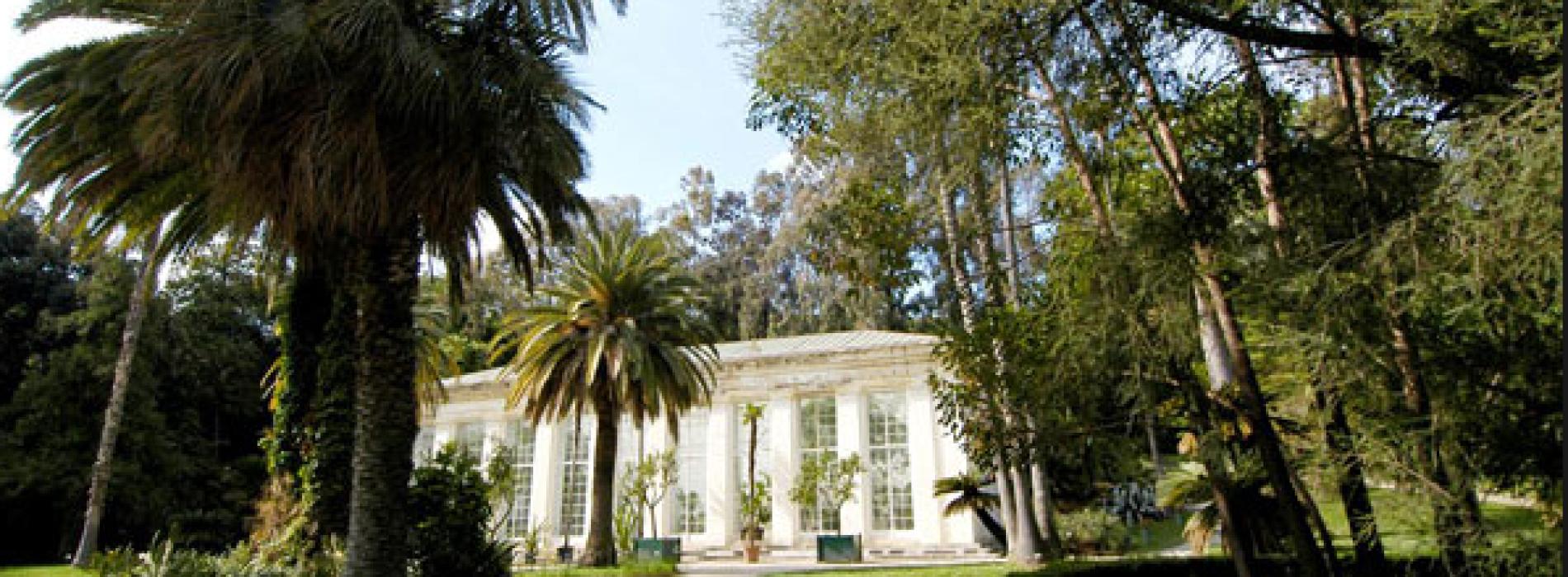 La Reggia è museo verde, visite al Bosco e al Giardino Inglese