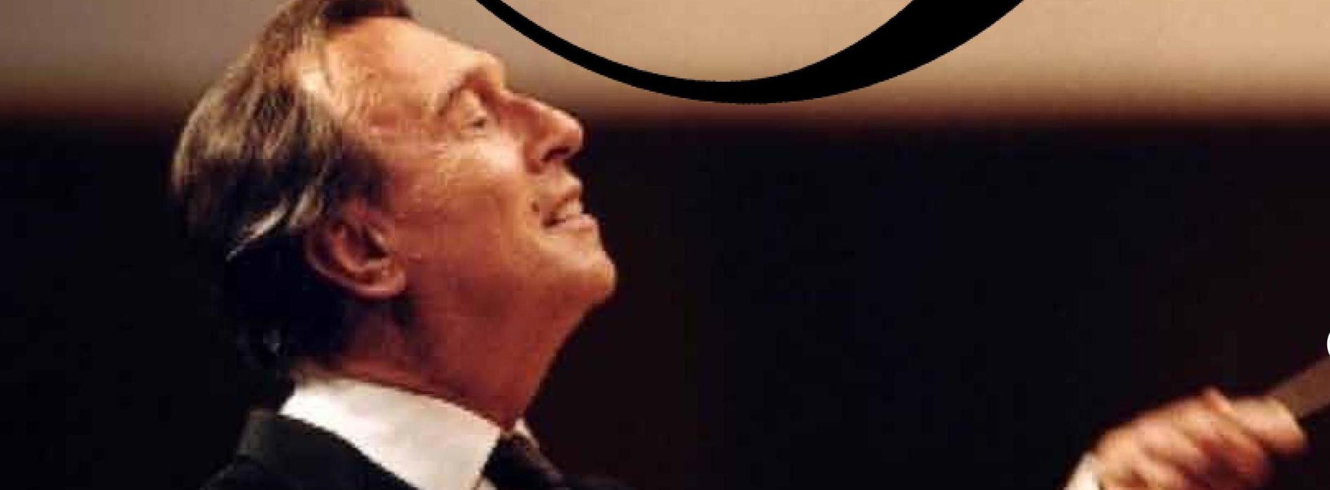 Tributo a Claudio Abbado, a Casagiove la conferenza stampa