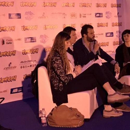 Napoli, al Comicon Edoardo De Angelis su cinema e stampa