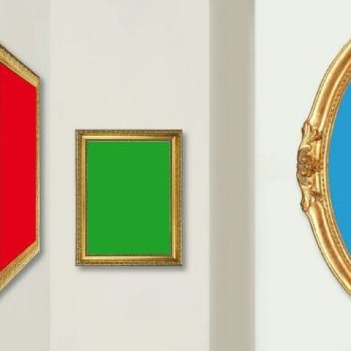 Geometrie & colori, quartetto d'arte in Pinacoteca a Salerno