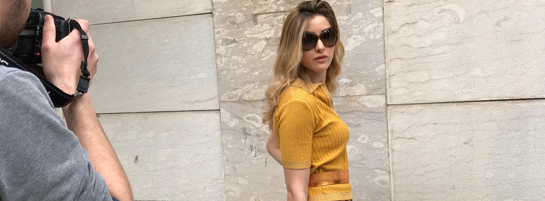 Giallo e oro,  i colori più trendy della primavera
