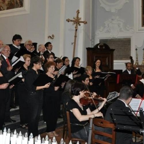Passio, musica sacra nella chiesa di San Benedetto a Caserta