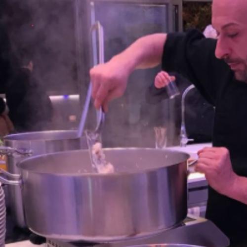 Il cooking show è servito, ora si passa dalla tv allo Zingarelli