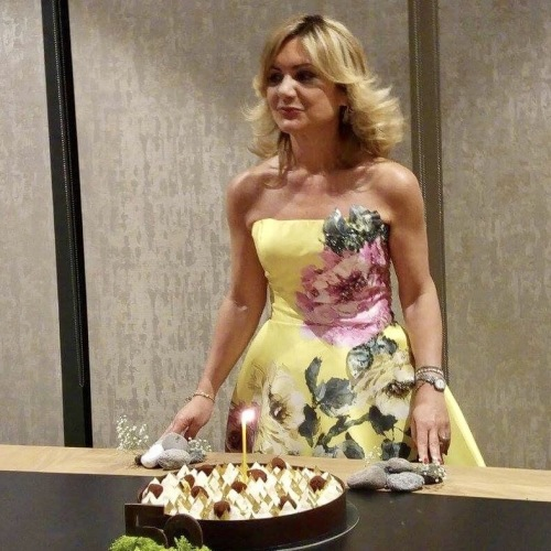 Cinquanta con gioia, l'Art Party di Beatrice Crisci all'Hackert
