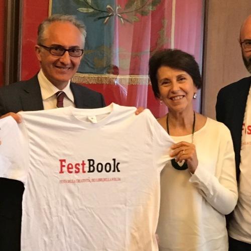 Festbook, da domani a Caserta tra libri, follia e creatività
