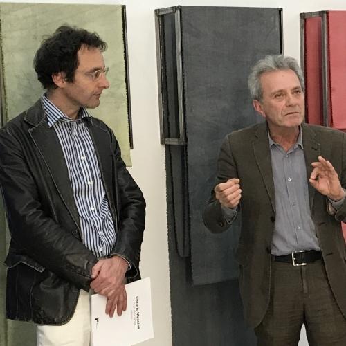Presentato il catalogo, chiude la mostra di Messina da Pedana