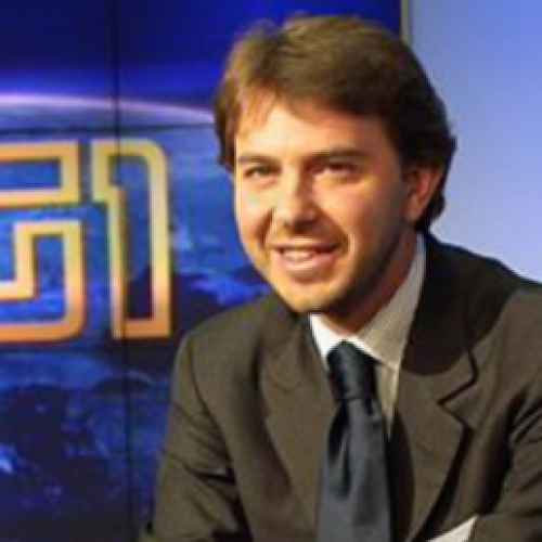 Premio Pulcinellamente al giornalista Francesco Giorgino