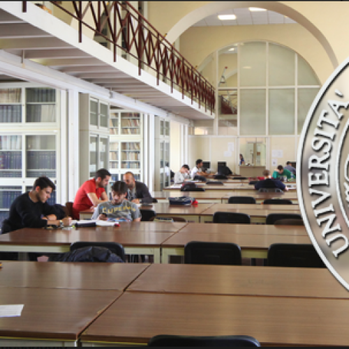 Una Giornata in biblioteca all'Università Parthenope