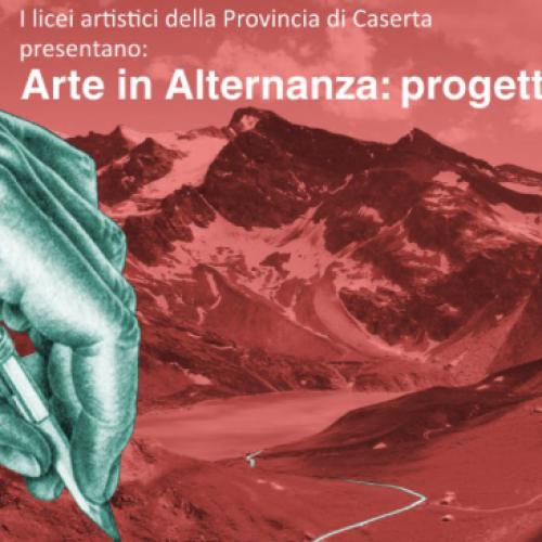 I licei artistici fanno rete, evento al Belvedere di San Leucio