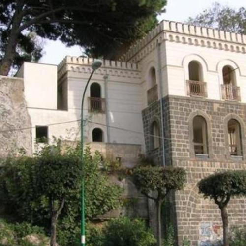 Villa del Parnaso risorge dal degrado a Torre Annunziata