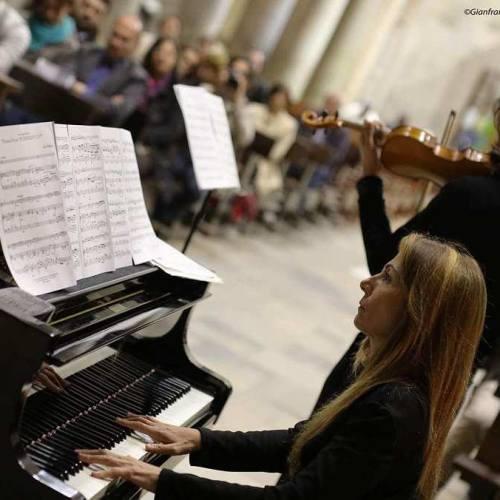 Caterina Bernardo inaugura il Maggio Musicale al Borgo