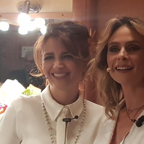 Serena Autieri e Tosca d'Aquino, uno spot per la prevenzione