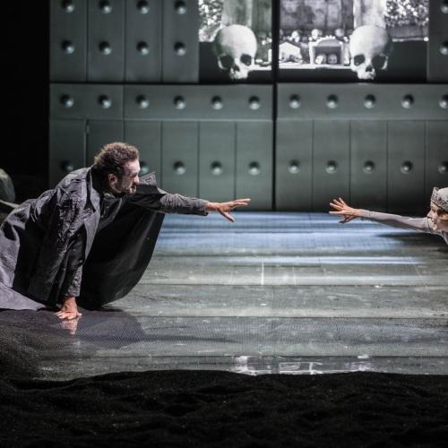 Pompei, prima a salire sul palcoscenico del mondo è Orestea