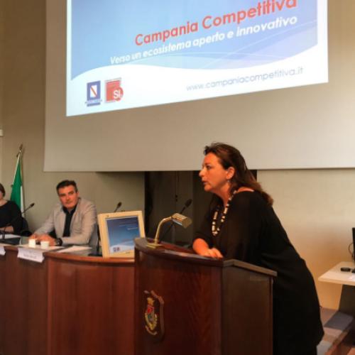 Startup e Pmi. Valeria Fascione assessore regionale