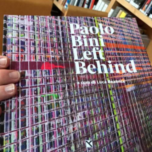 Al Madre il catalogo della mostra di Paolo Bini