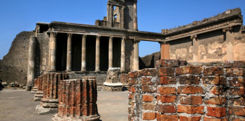 Napoli e Pompei, grandi cantieri aperti per una storia infinita