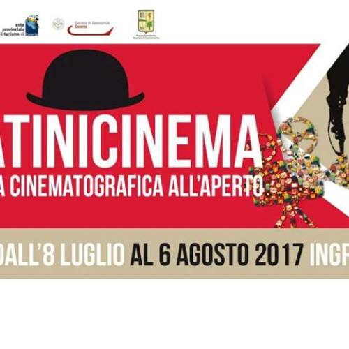 Tifatini Cinema, in estate a Caserta i film si vedono in collina