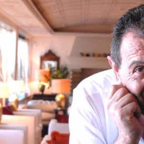 Solania, show-cooking di Gianfranco Vissani sul San Marzano