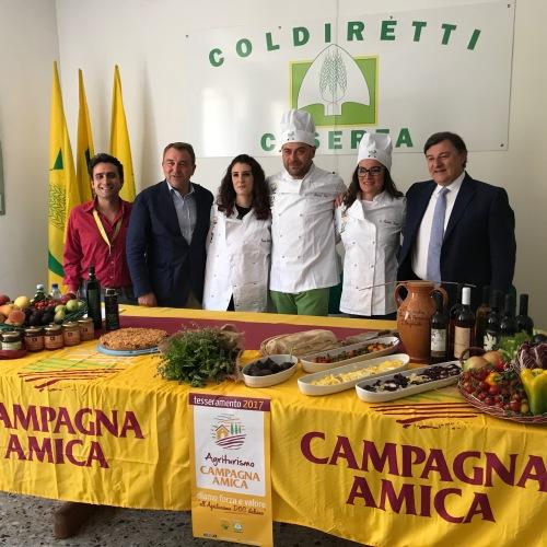 Academy Coldiretti. Manuel Lombardi Terranostra Campania