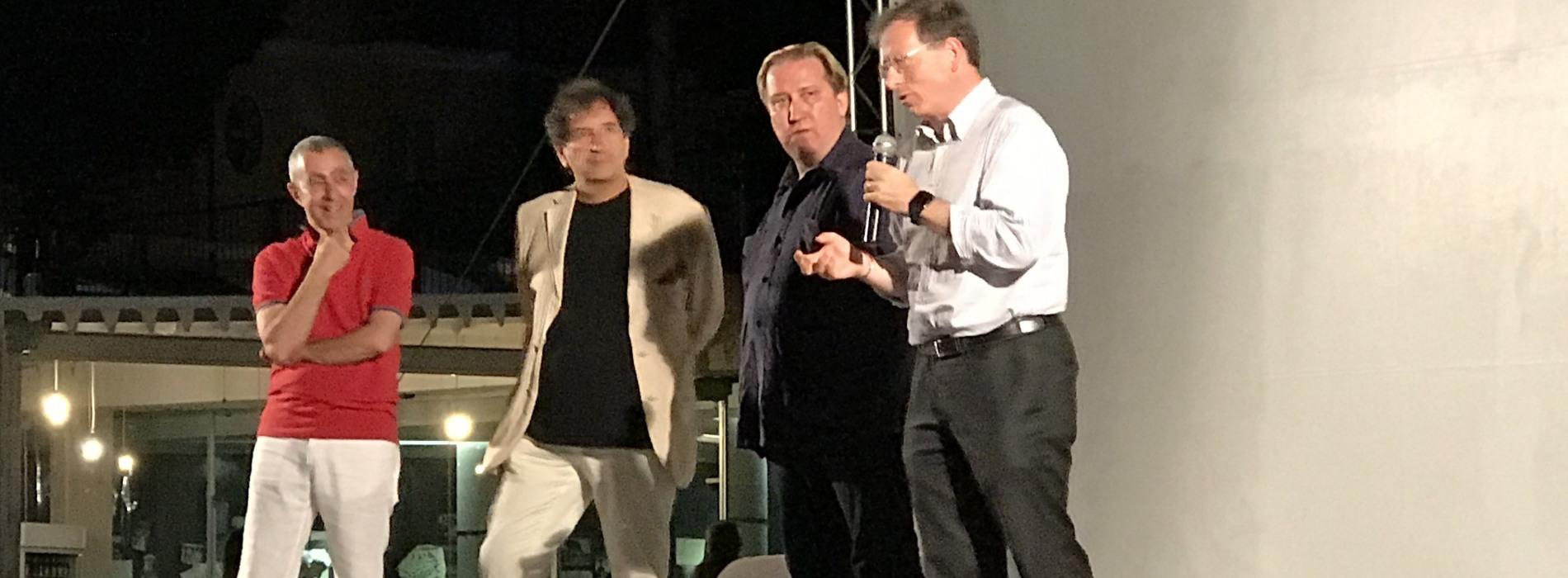 """All'Ariano Festival il film """"My Italy"""", interprete Mark Kostabi"""